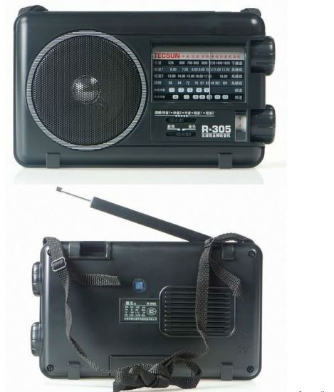 Rechargeable Battery OEM Weather Radio