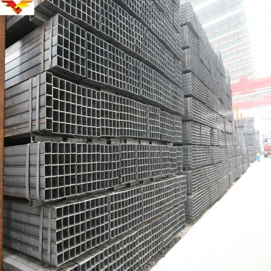Full Sizes 15*15-1000*1000 Hot Rolled ERW Square Hollow Sections Tube pictures & photos