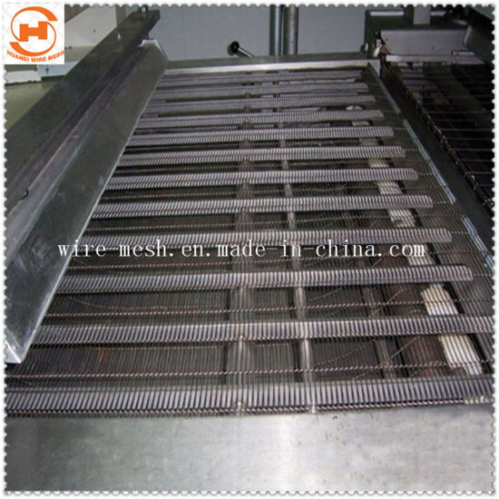 Stainless Steel Food Conveyor Mesh Belt pictures & photos