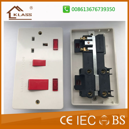 Hot Selling Promotional Wall Socket South African pictures & photos