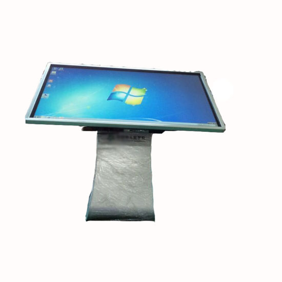 Capacitive Touch Screen LCD Kiosk Accept Customized for Teaching pictures & photos