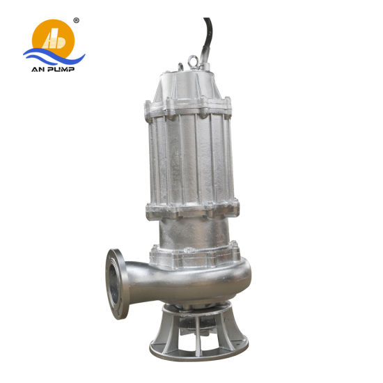 Electric Vertical Dewatering Sewage Submersible Pump pictures & photos