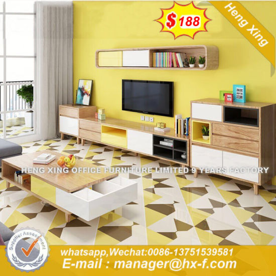 Melamine Tea Table Coffee Table Coffee Desk (HX-8ND9165) pictures & photos