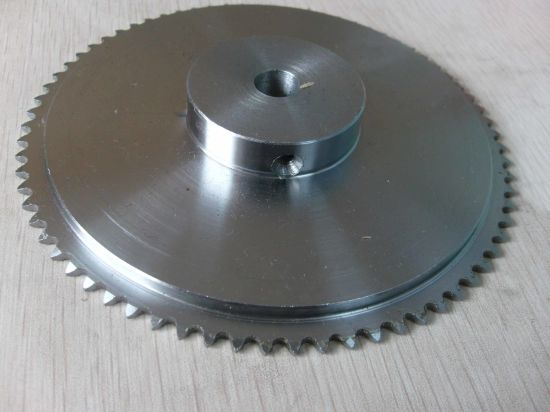 Power Transmission Parts Sprocket Chain Wheel pictures & photos