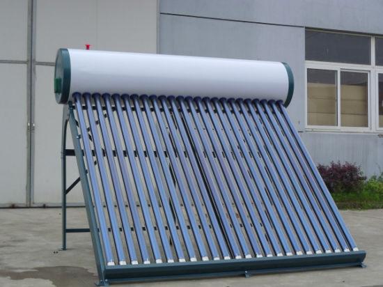Sun Energy Evacuated Tube Solar Water Heater