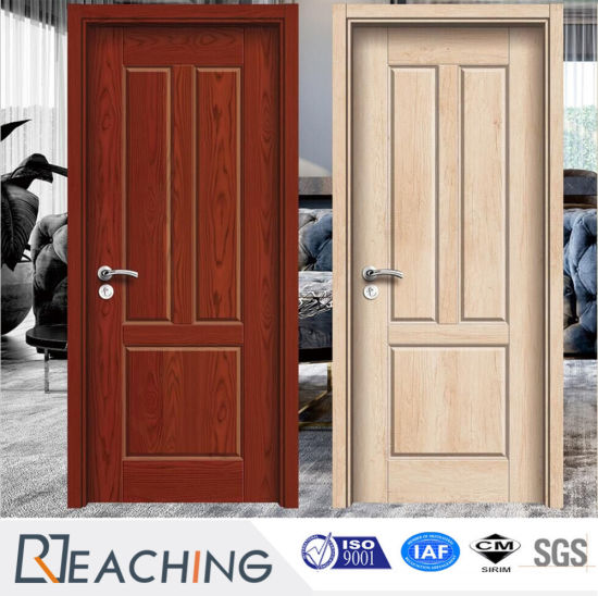 China High Quality Non Painted Interior Solid Composite Wooden Panel