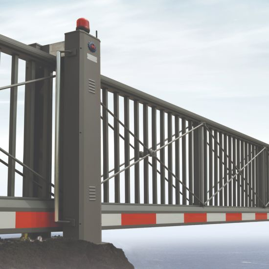 High Automation Sliding Gate with Ce Certification
