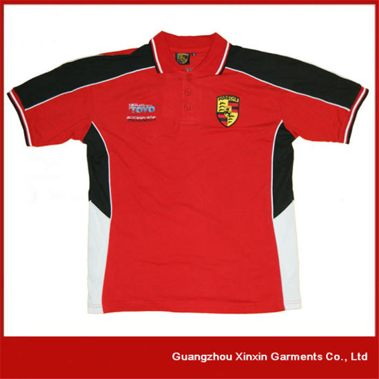 Factory Wholesale Cheap Golf Shirts for Men for Promotion (P116) pictures & photos
