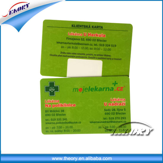 China standard size pvc card business card china standard pvc standard size pvc card business card reheart Images