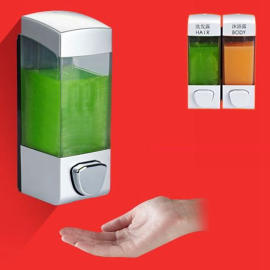 China Kitchen Triple Wall Mounted Liquid Foam Hand Soap Dispenser ...