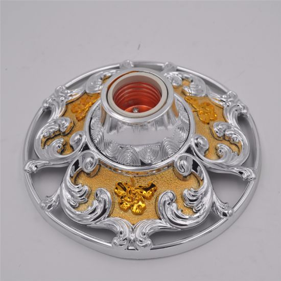 New Design MID East E27 and B22 ABS Lamp Holder