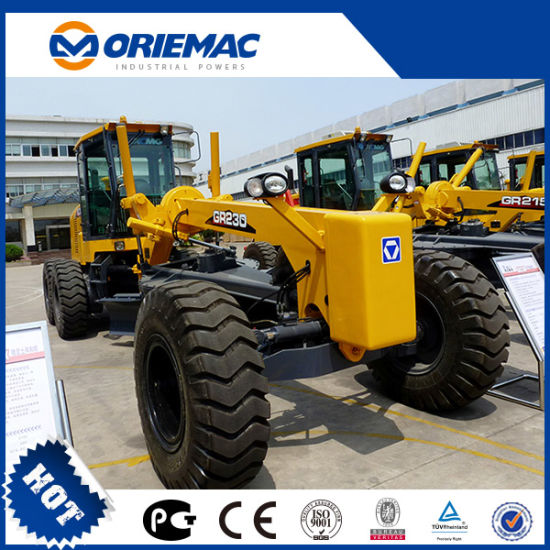 Xcm Self-Propelled Motor Grader Gr180 pictures & photos