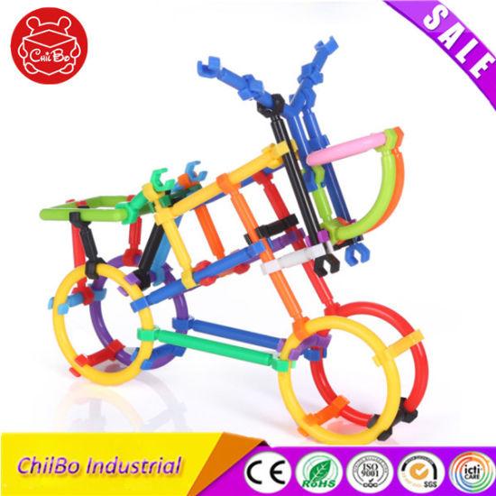 China Plastic Smart Sticks Building Blocks Intelligent Toy ...