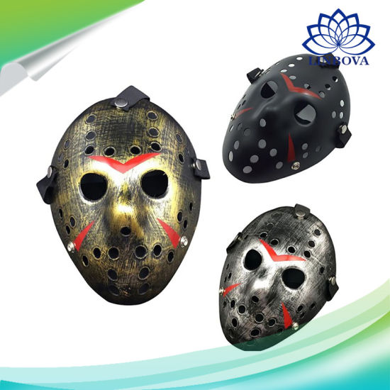 New Jason Vs Friday The 13th Horror Hockey Cosplay Costume Halloween Scary Killer Mask pictures & photos