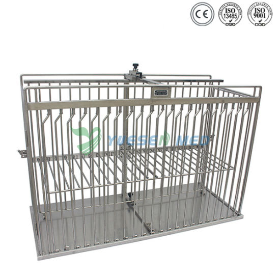 Veternary Clinic Stainless Steel Large Dog Cage pictures & photos