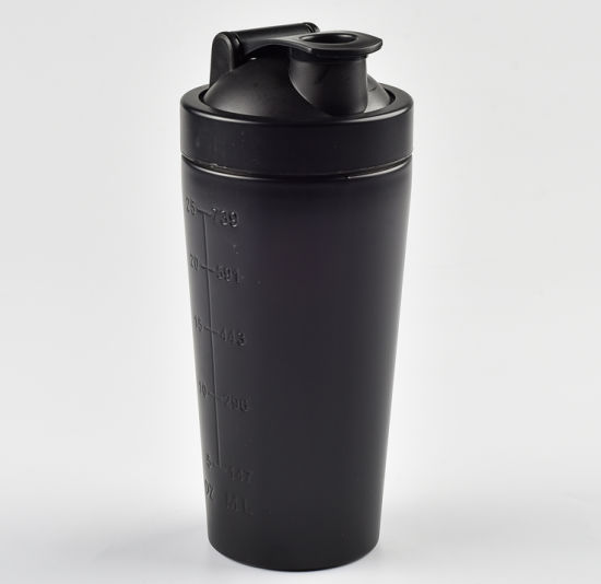 Vacuum Insulated Stainless Steel Water Bottle Beverage Mixing up Shaker Bottle