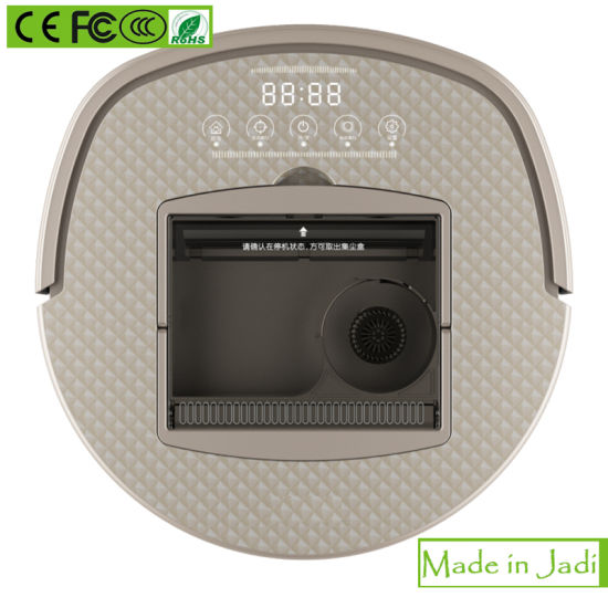 Robotic Vacuum Cleaner with Ce/RoHS/CB Certificates pictures & photos