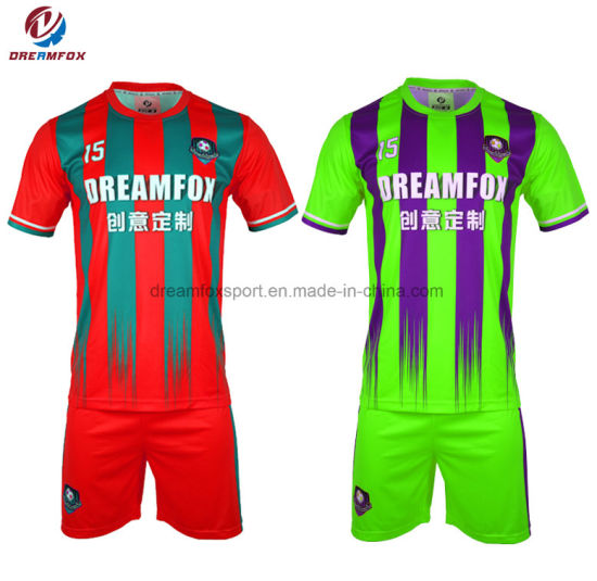 New Design Thailand Cheap Wholesale Soccer Jersey Football Soccer Shirt a37953ebb52d