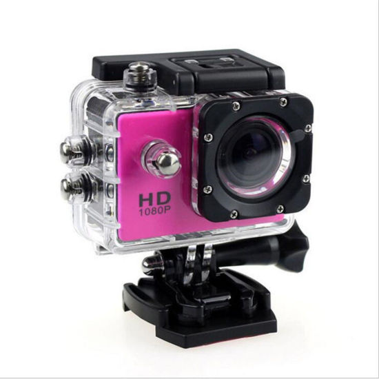 Sport Underwater Camera Helmet Full HD 1080P Video Photo Action DVR Mini DV pictures & photos