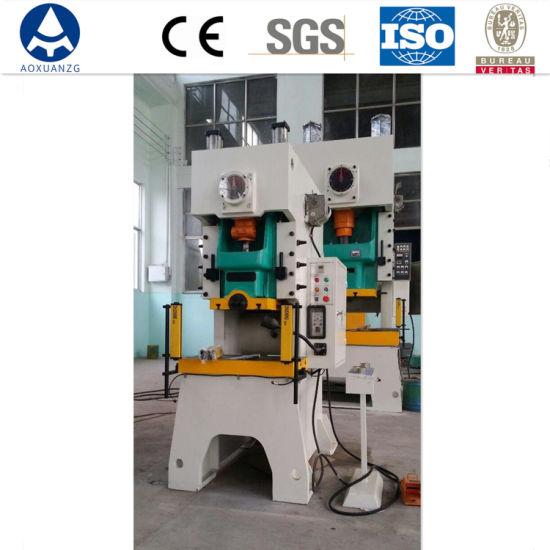 Professional Manufacturer Jh21-45 Sheet Metal Punching Machine Pneumatic Power Press