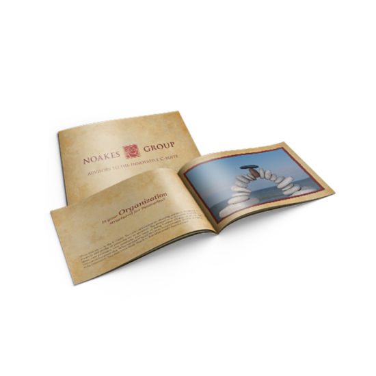 Customized Commercial 2 Folded Leaflet Printing