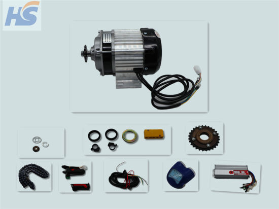 Tricycle to Electric Tricycle Change Kit---Motor Kit