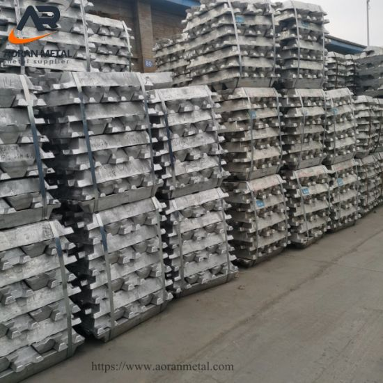 Factory Good Price Aluminum Ingot A7 with High Purity Quality