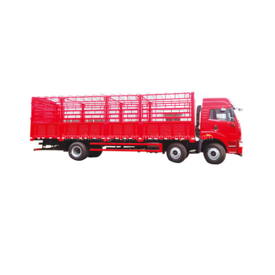China Factory Price Truck Accessories Body Parts Build Traliler Stake Truck Body / Livestock / Animals Transport Truck Body