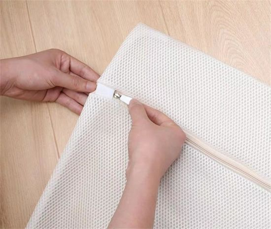 Durable Mesh Laundry Bag with Protection Function