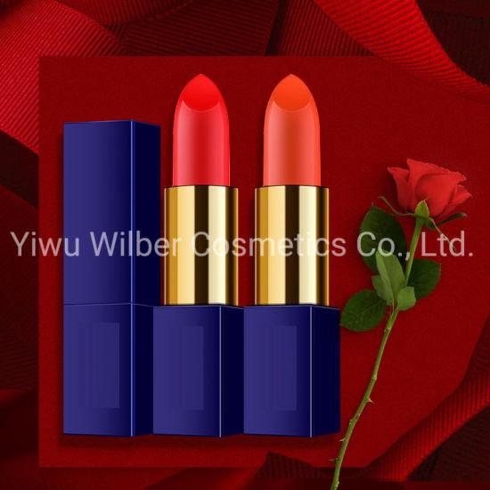 Hot-Selling Waterproof Wholesale Lipstick Customized Makeup Lipstick