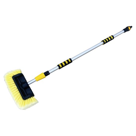 Water Through Car Brush Auto Brush Car Cleaning Brush Water Flow Brush Window Brush