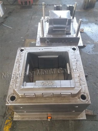 Plastic Container Crate Mold