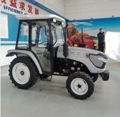 Good Quality 50HP 4WD Farm Tractor Weituo-504 Made in China