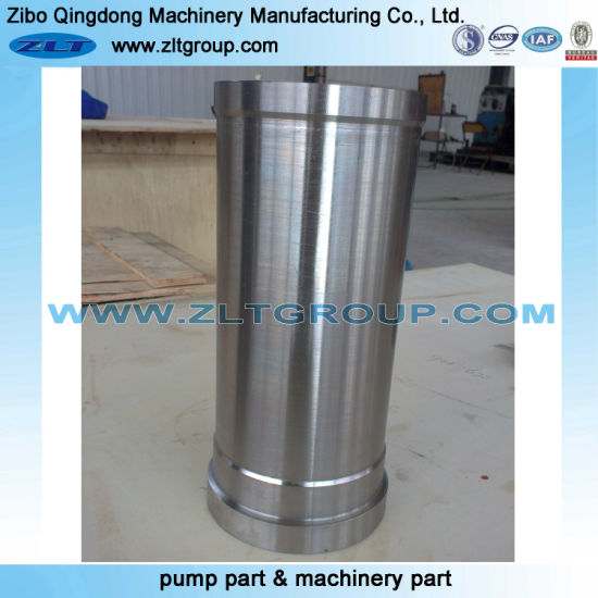Stainless Steel CNC Machining Casting Shaft Sleeve