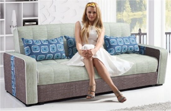 China Modern Fabric Sofa Office