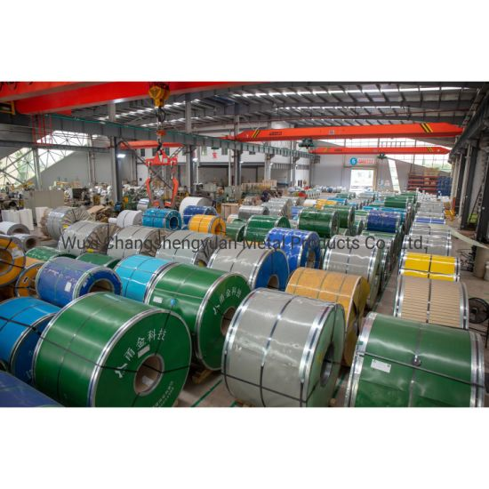 Hot Rolled AISI SUS 201 304 316L 310S 409L 420 420j1 420j2 430 431 434 436L 439 Stainless Steel Coil with High Quality Factory Price