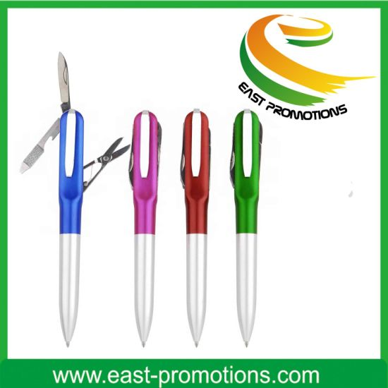Multifunction Pen with Knife pictures & photos