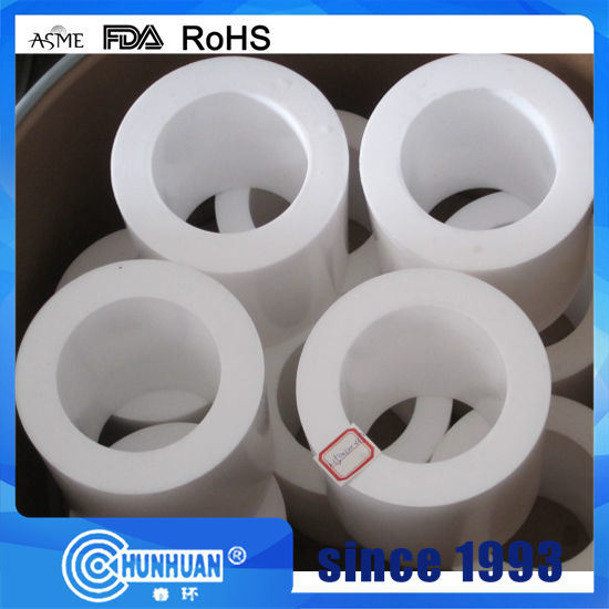 High quality PTFE with Graphite Pipe Tube pictures & photos