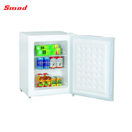 China 100 Liter Compact Solid Door Table Top Small Freezer China
