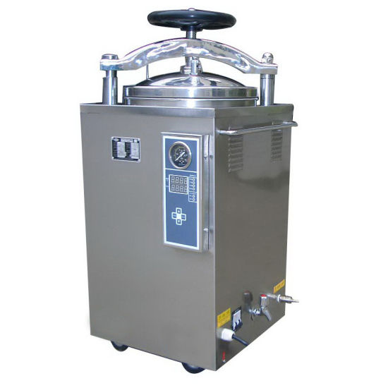 35L/50L/75L/100L Hospital Vertical Pressure Steam Sterilizer