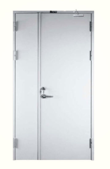 Steel Fire Door with Single Double and Unequal Door Leaves (30-90minutes) & China Steel Fire Door with Single Double and Unequal Door Leaves ...