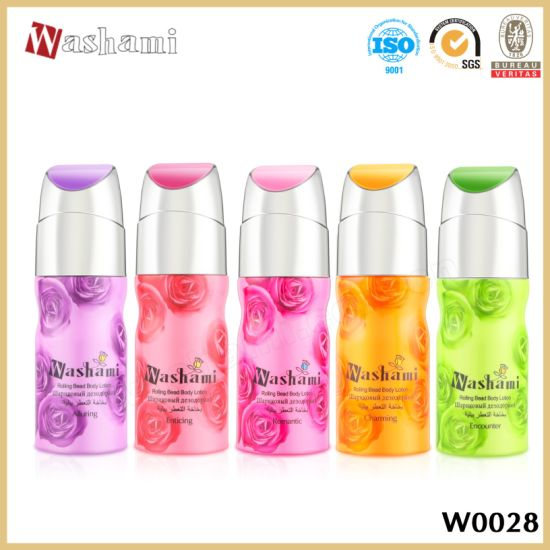 Washaim Wholesale 80ml Charming Natural Deodorant Roll on