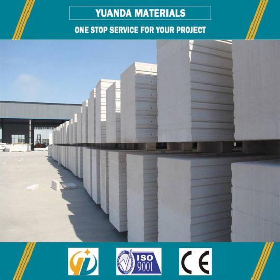 Precast Autoclaved Lightweight Concrete (ALC/AAC) Wall Panel