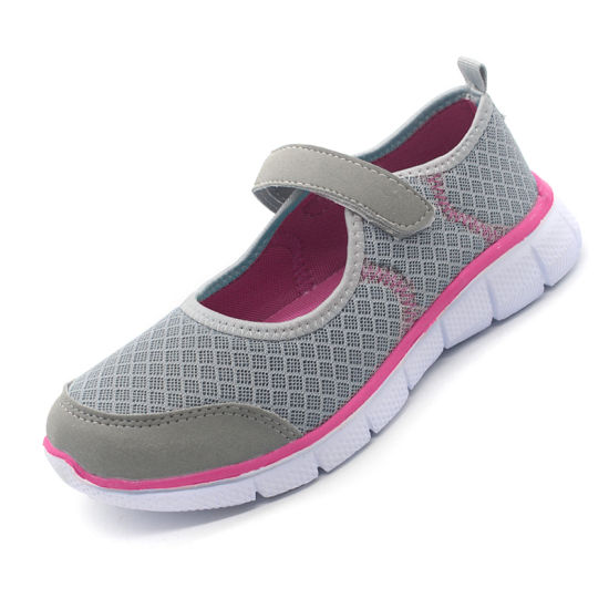 Factory Price Latest Design Sneakers Cement Sports Shoes for Women