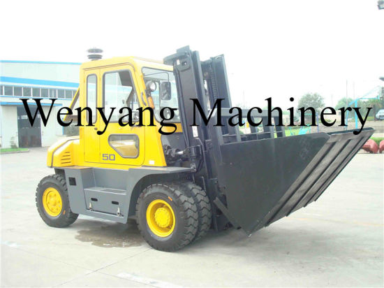 5ton Forklift Attachment Dumping Bucket pictures & photos