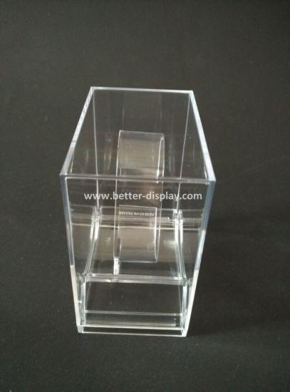 Acrylic C Clip Watch Display Box Plastic Display Box Btr-F1004