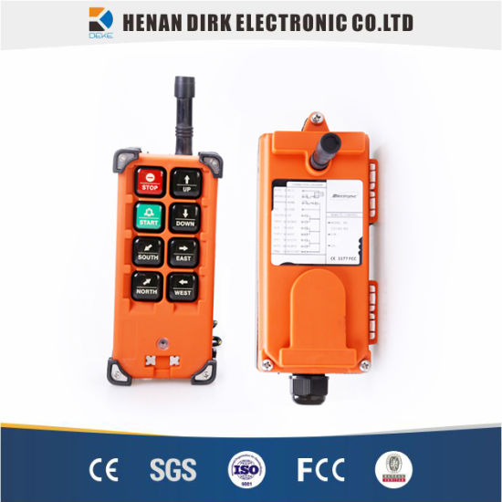 F21-6s Industrial Wireless Remote Control for Bridge Crane