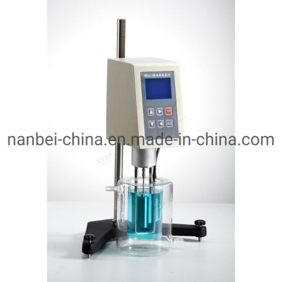 Factory Price Oil Viscosity Tester with CE Certificate pictures & photos