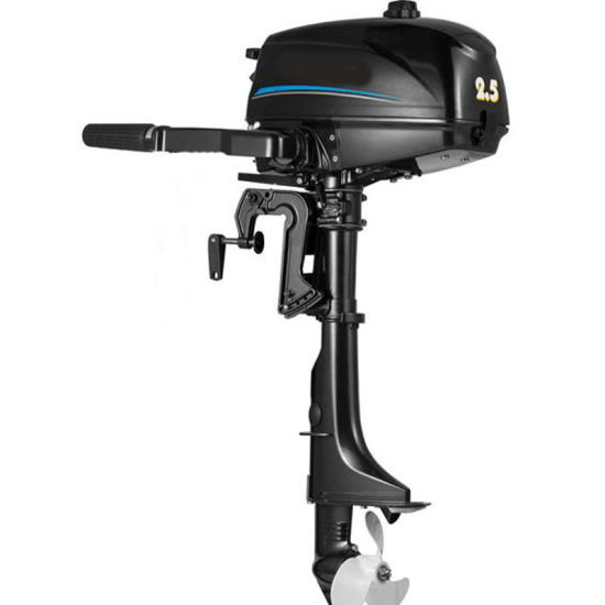 Small Power Outboard Motor 2stroke 2.5HP for Fishing Boat