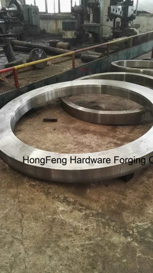 ISO Approved Alloy Steel 42CrMo Forging Ring for Industry pictures & photos